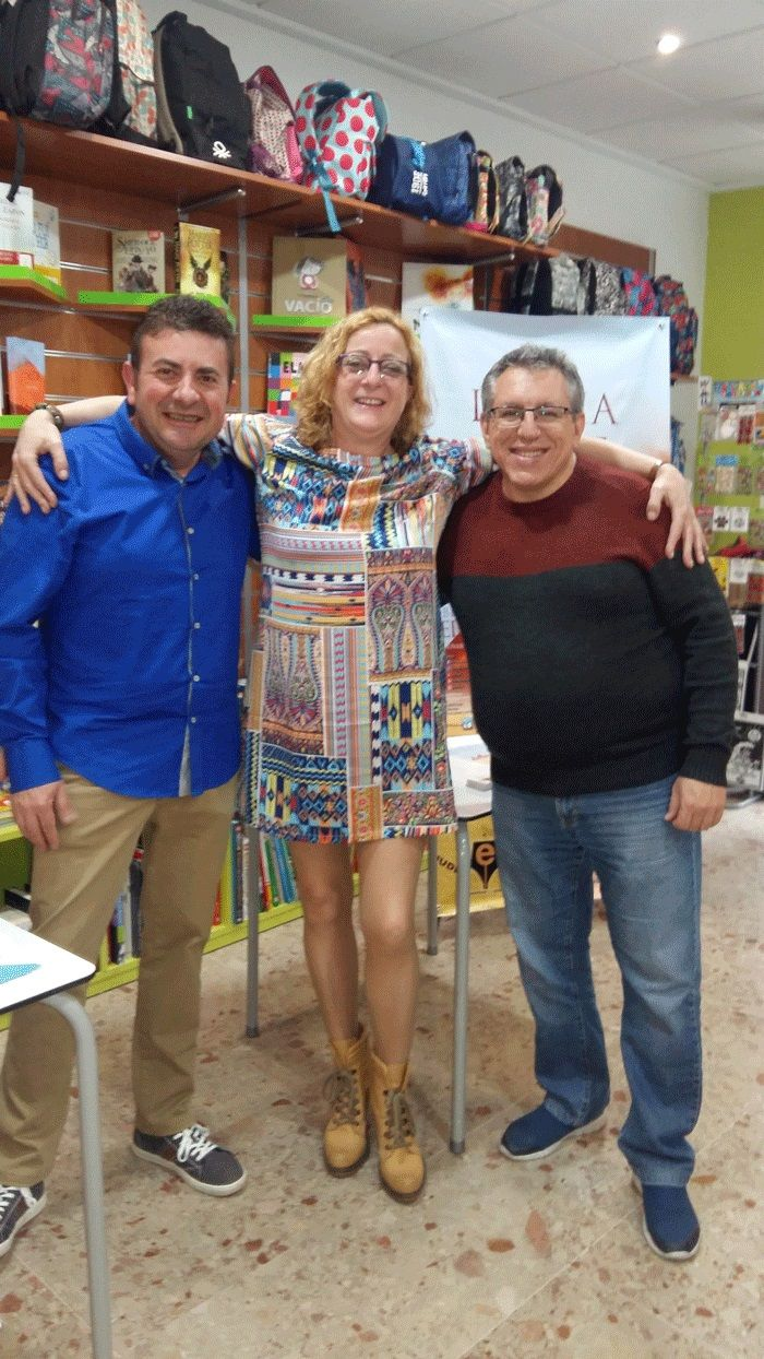Jose, Mar y el autor