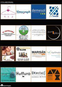 Patrocinadores cuarta feria autores