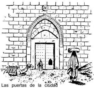 Las puertas de la ciudad